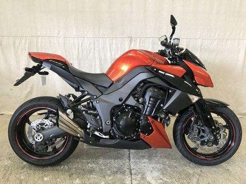 2012 Kawasaki Z1000 1000CC Sports 1043cc