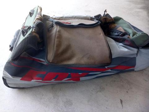 Fox gear bag