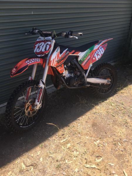 2015 KTM 85cc