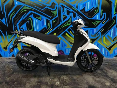 MCI TREVIS 125 SCOOTER 2018