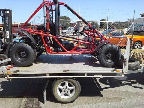 BUGGY/TRAILER PACKAGE $5950