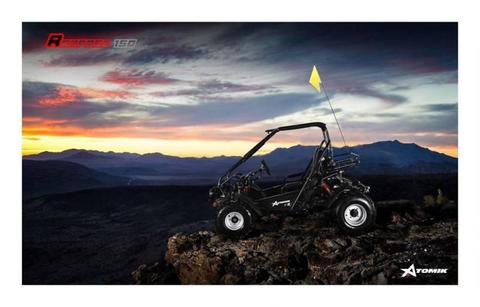 2018 ATOMIK RAMPAGE 150CC GO KART DUNE BUGGY OFF ROAD ADULT SIZE