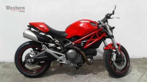 2012 Ducati Monster 659 ABS Monster - S17265