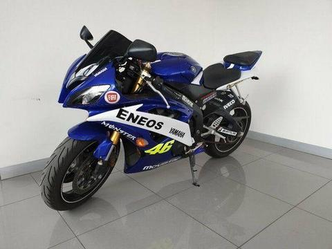 2010 Yamaha YZF-R6 600CC 599cc