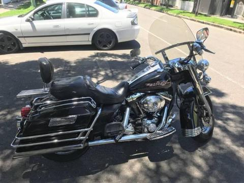 2002 Harley Davidson Roadking FLHR