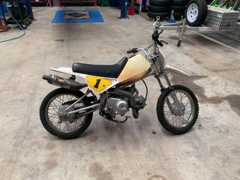 Motorbike Honda 80CC replica