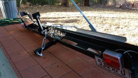Rack N Roll heavy duty motorbike carrier