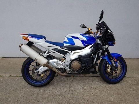 2007 Aprilia RSV 1000 R Tuono 1000CC Sports 997cc