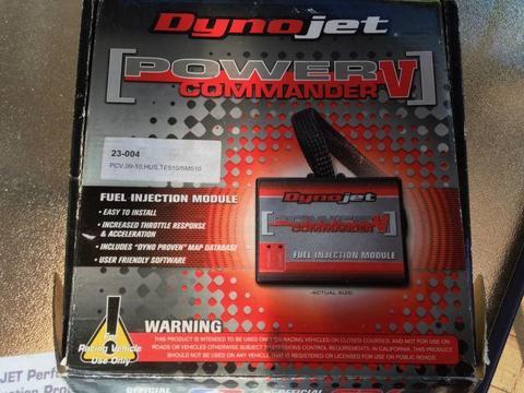 Power Commander V Husqvarna SM Te510 08-10 Powercommander 5