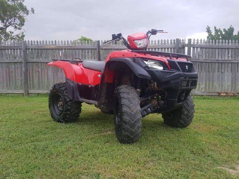 2011 Kingquad 750 4x4