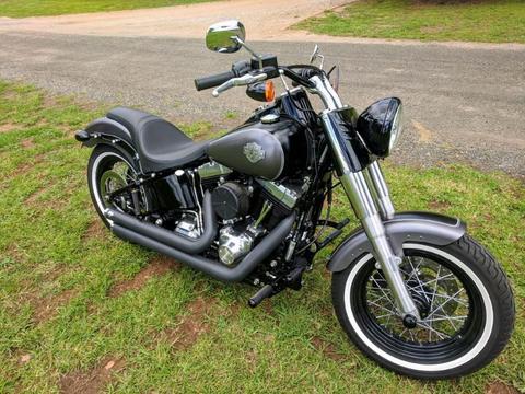 Softail slim fls 2016 Harley Davidson breakout