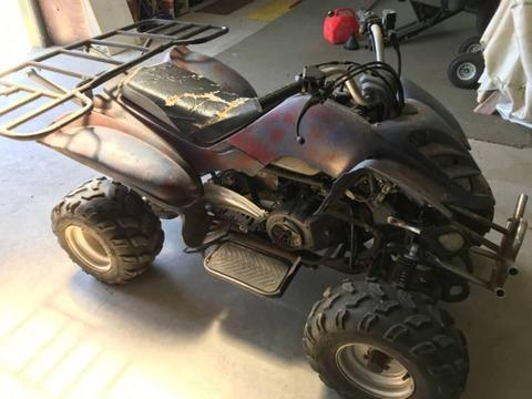 ATV 4 wheeler Killian 150cc