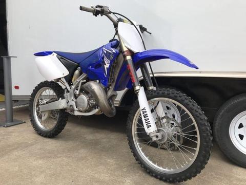 Yamaha Yz Yz125 - Brick7 Motorcycle