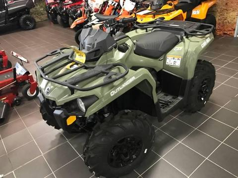 2017 Can-Am 450 Pro