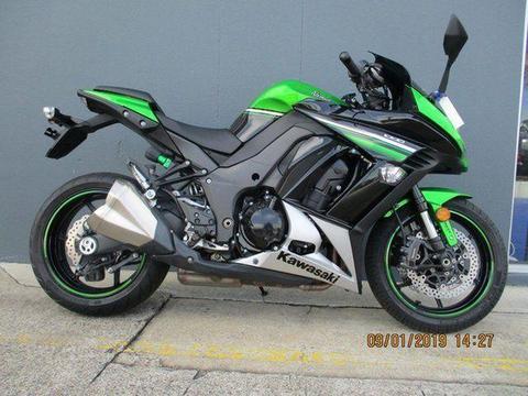 2016 Kawasaki Ninja 1000 1000CC Sports 1043cc