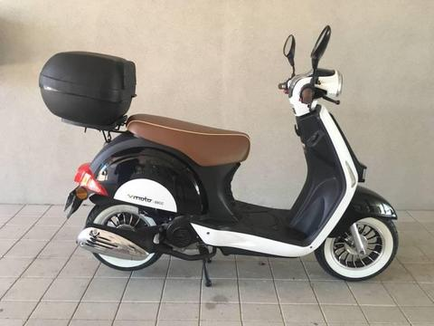Vmoto revival 50cc used scooter *Second hand*