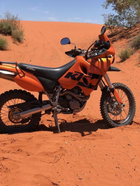 KTM 640 Adventurer