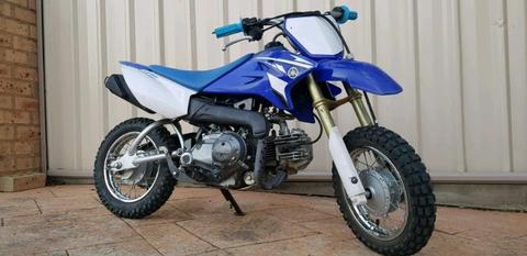 Ttr 50 great condition