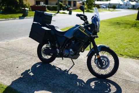 2014 Yamaha Tenere 660
