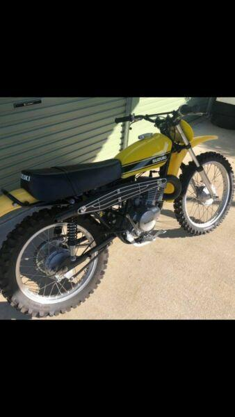 Suzuki Ts185 - Brick7 Motorcycle