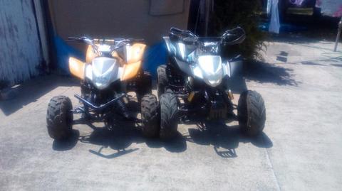 200cc ST QUADS