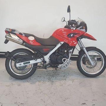 Bmw 650cc Brick7 Motorcycle