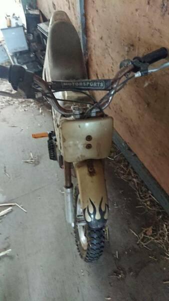 50cc Mini Kids Motor bike