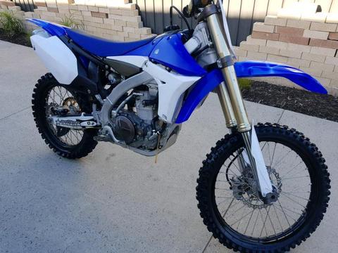 Yz 450 Yamahaha