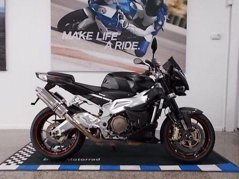 2010 Aprilia RSV 1000 R Tuono 1000CC Sports 997cc