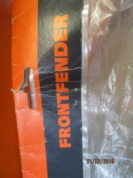 KTM FRONT GUARD BLACK NEW IN PACKAGE SX 85 FROM 03 ONWARDS