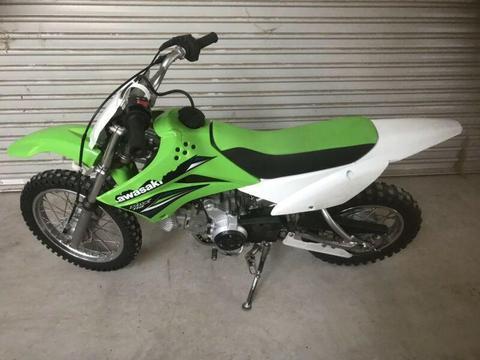 Kawasaki KLX 110 2013