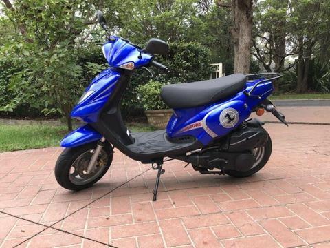 TGB 101R 150cc 2006