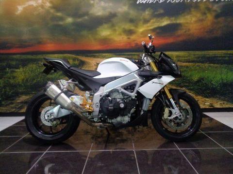 2014 Aprilia Tuono V4 R 1000CC Sports 999cc