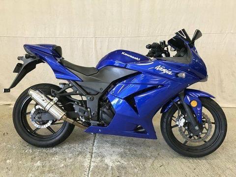2009 Kawasaki Ninja 250R (EX250) 250CC Sports 249cc