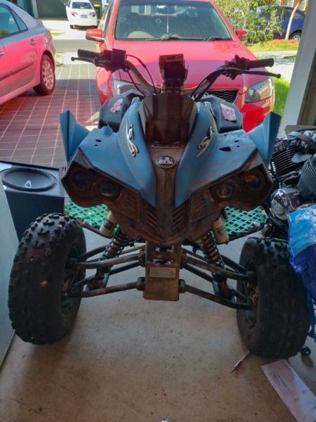 Atomik feral 250cc