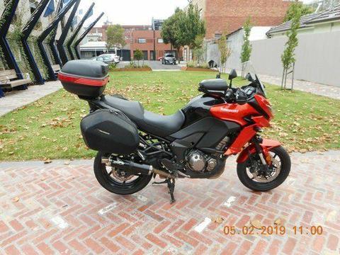 2014 Kawasaki Versys 1000 (klz1000) Road 1000cc