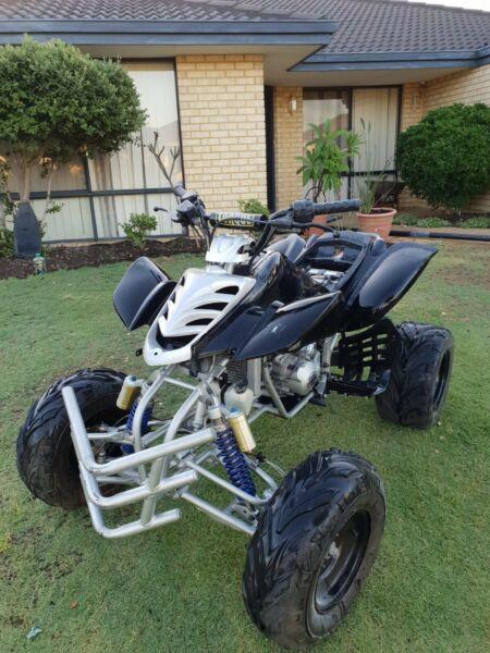 Quad bike 200cc