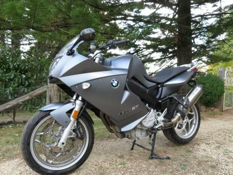 BMW F800ST ENGINE/MOTOR 48500 KM WRECKING PARTS 4 SALE