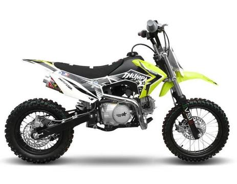 THUMPSTAR TSR 125cc | DIRTBIKE | PITBIKE | TRAIL BIKE | OFF ROAD