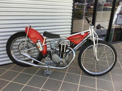 Speedway Bike Vintage