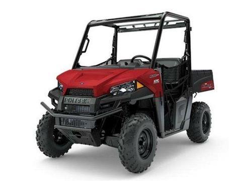 2018 Polaris Ranger 570 HD R18RME57N4