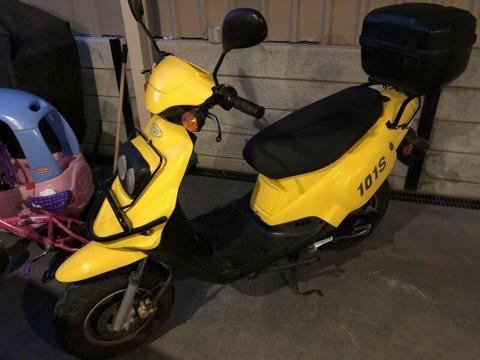 TGB 101S 50cc Scooter