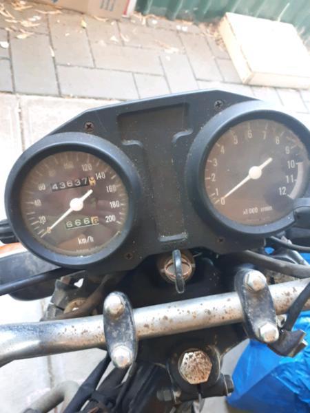 1984 Suzuki 250cc GSX