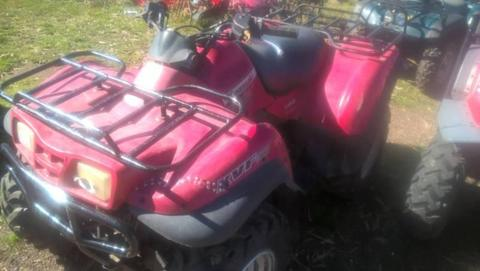 Farm Quad ATV