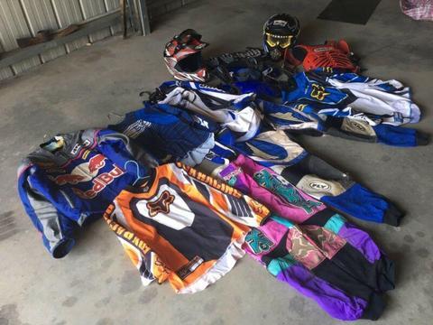 Fox Motorcross Gear