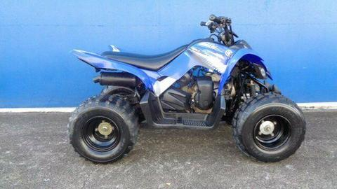 2012 Yamaha YFM90R Raptor 90 90CC Atv 88cc