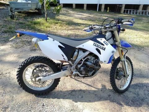 Yamaha 2009 WR250F for sale