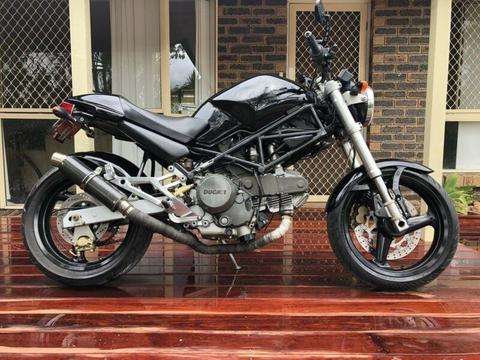 Ducati monster 600cc - Lams approved