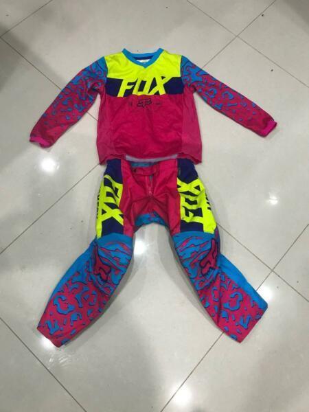 kids fox gear