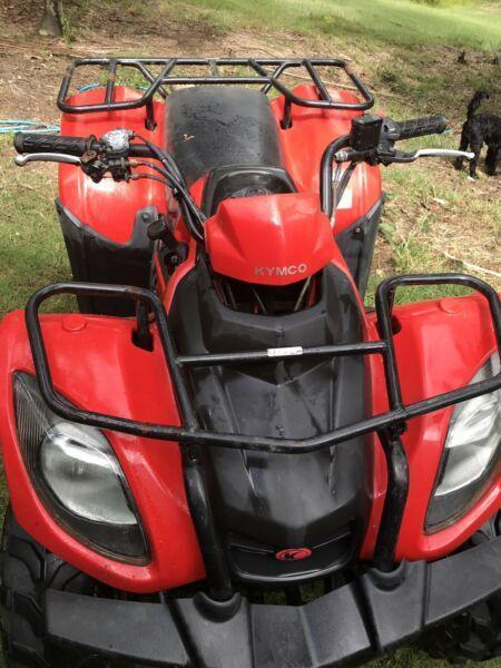 Quad bike kymco 150